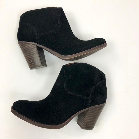 Eller Black Suede Boots   Poshmark